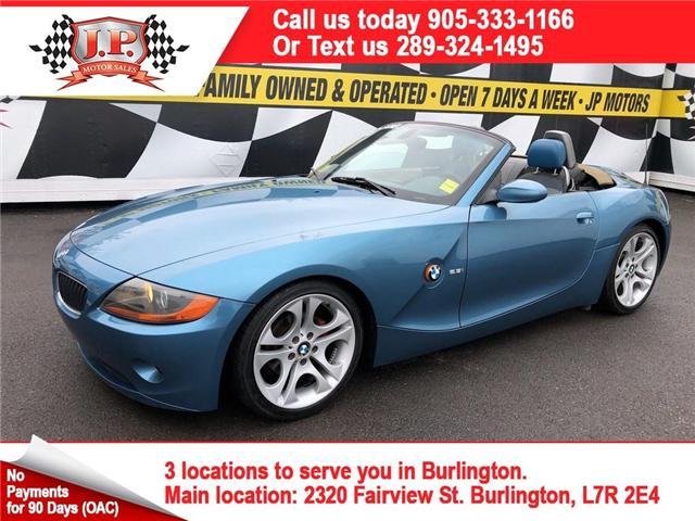 2003 BMW Z4 2.5i (Stk: 46719) in Burlington - Image 1 of 25