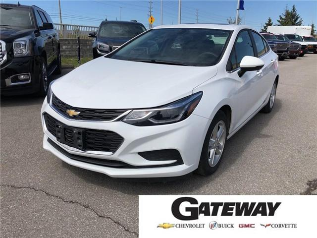 2018 Chevrolet Cruze LT||Sunroof|SatRadio|Apple/Andriod Car Play| (Stk: PW18245) in BRAMPTON - Image 1 of 18