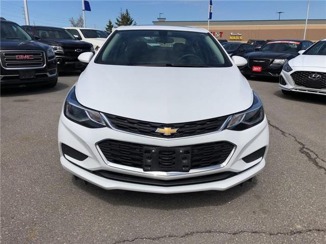 2018 Chevrolet Cruze LT||Sunroof|SatRadio|Apple/Andriod Car Play| (Stk: PW18245) in BRAMPTON - Image 2 of 18