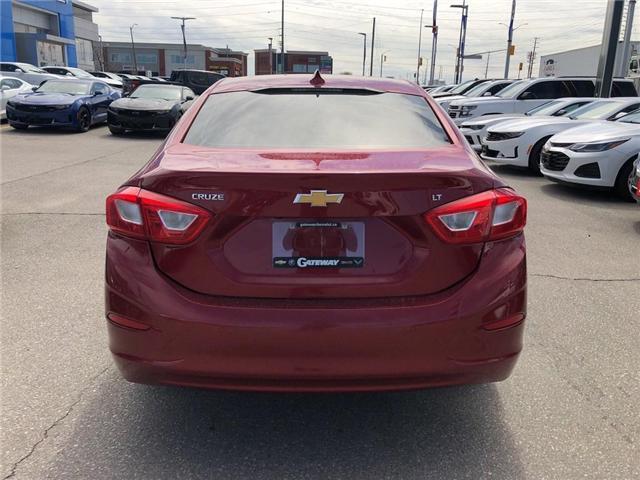 2017 Chevrolet Cruze LT|SUNROOF|BLUETOOTH|REMOTE START| (Stk: 126942A) in BRAMPTON - Image 5 of 18
