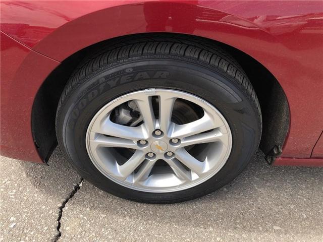 2017 Chevrolet Cruze LT|SUNROOF|BLUETOOTH|REMOTE START| (Stk: 126942A) in BRAMPTON - Image 7 of 18