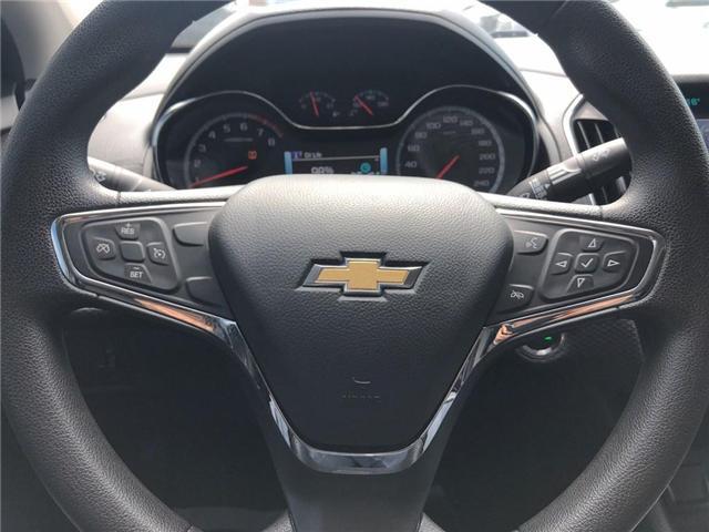 2017 Chevrolet Cruze LT|SUNROOF|BLUETOOTH|REMOTE START| (Stk: 126942A) in BRAMPTON - Image 14 of 18