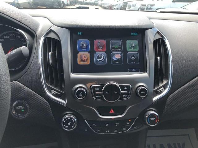 2017 Chevrolet Cruze LT|SUNROOF|BLUETOOTH|REMOTE START| (Stk: 126942A) in BRAMPTON - Image 15 of 18