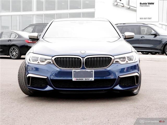 2018 BMW M550i xDrive (Stk: B98781A) in Hamilton - Image 2 of 26