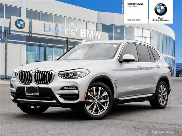 2019 BMW X3 xDrive30i (Stk: T96767) in Hamilton - Image 1 of 25
