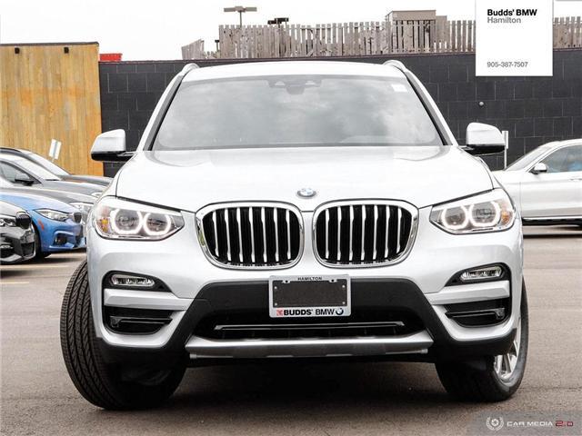 2019 BMW X3 xDrive30i (Stk: T96767) in Hamilton - Image 2 of 25