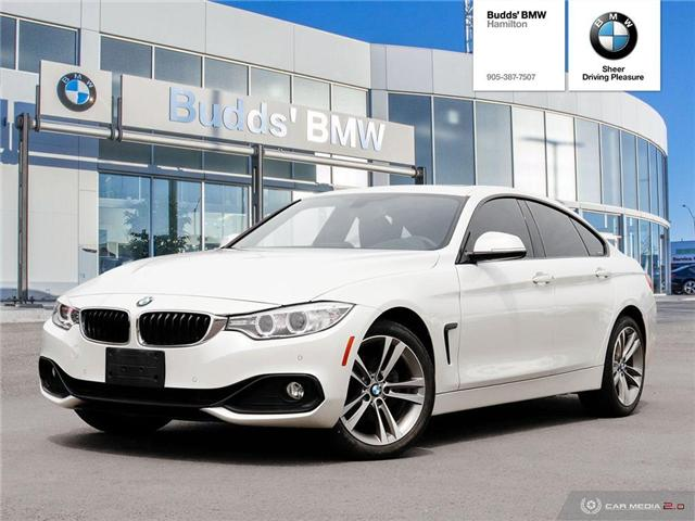 2017 BMW 430i xDrive Gran Coupe  (Stk: B85937A) in Hamilton - Image 1 of 24