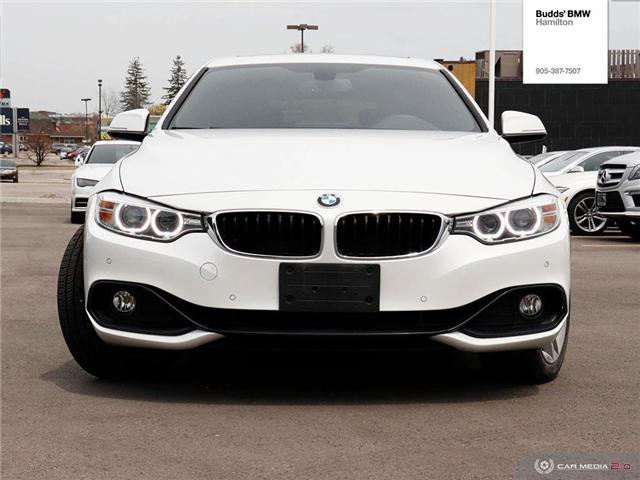 2017 BMW 430i xDrive Gran Coupe  (Stk: B85937A) in Hamilton - Image 2 of 24