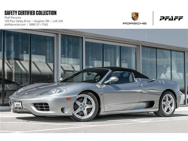 2003 Ferrari 360 Spider (Stk: CONSIGN5) in Vaughan - Image 1 of 22