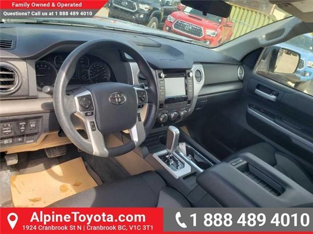 2018 Toyota Tundra  (Stk: X704319M) in Cranbrook - Image 9 of 20