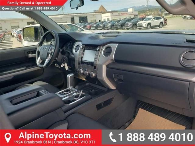 2018 Toyota Tundra  (Stk: X704319M) in Cranbrook - Image 11 of 20