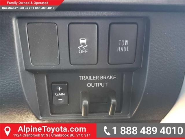 2018 Toyota Tundra  (Stk: X704319M) in Cranbrook - Image 15 of 20