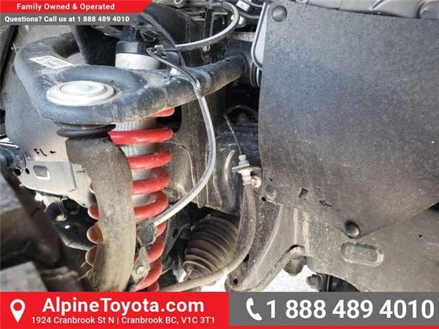 2018 Toyota Tundra  (Stk: X704319M) in Cranbrook - Image 18 of 20