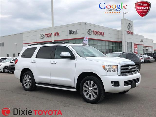 2016 Toyota Sequoia Limited 5.7L V8 (Stk: 72271) in Mississauga - Image 1 of 24