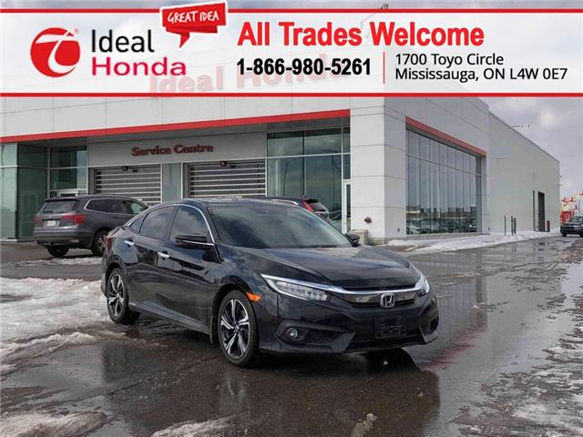 2017 Honda Civic Touring (Stk: I181298A) in Mississauga - Image 1 of 18