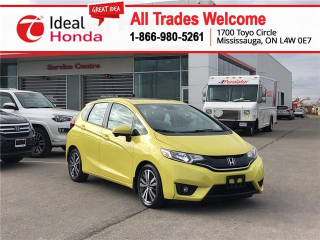 2015 Honda Fit EX (Stk: 66961) in Mississauga - Image 1 of 18