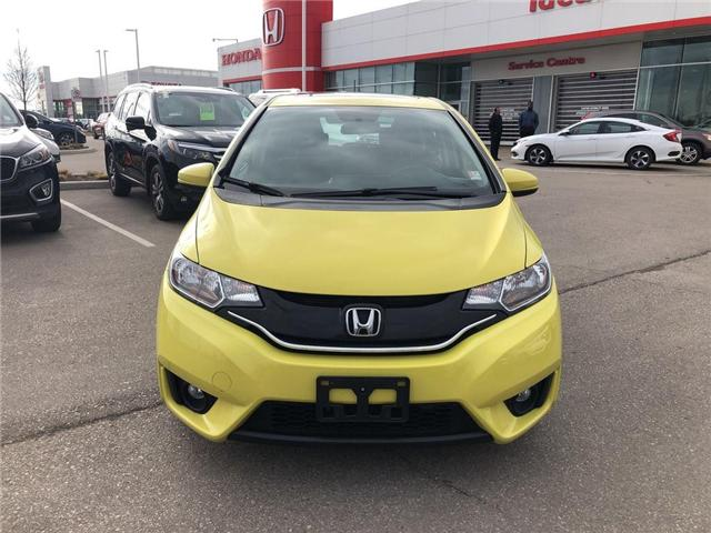 2015 Honda Fit EX (Stk: 66961) in Mississauga - Image 2 of 18