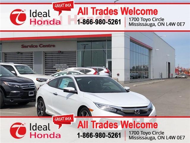 2018 Honda Civic Touring (Stk: 66954) in Mississauga - Image 1 of 17