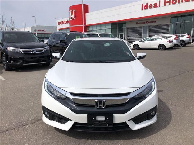 2018 Honda Civic Touring (Stk: 66954) in Mississauga - Image 2 of 17