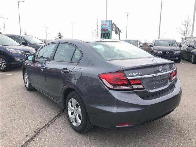 2015 Honda Civic LX (Stk: 66967) in Mississauga - Image 5 of 19