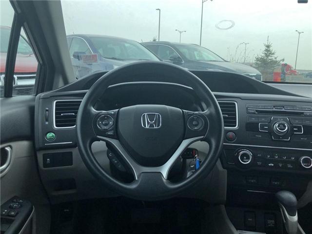 2015 Honda Civic LX (Stk: 66967) in Mississauga - Image 16 of 19