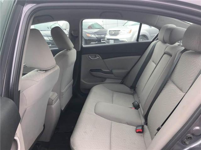 2015 Honda Civic LX (Stk: 66967) in Mississauga - Image 17 of 19