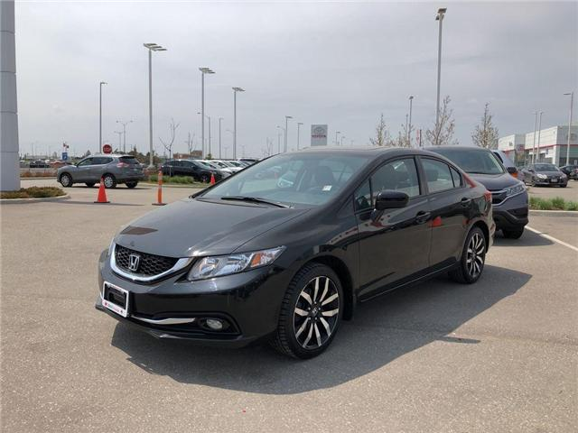 2015 Honda Civic Touring (Stk: I190215A) in Mississauga - Image 3 of 18