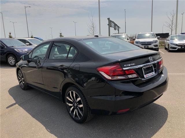 2015 Honda Civic Touring (Stk: I190215A) in Mississauga - Image 5 of 18