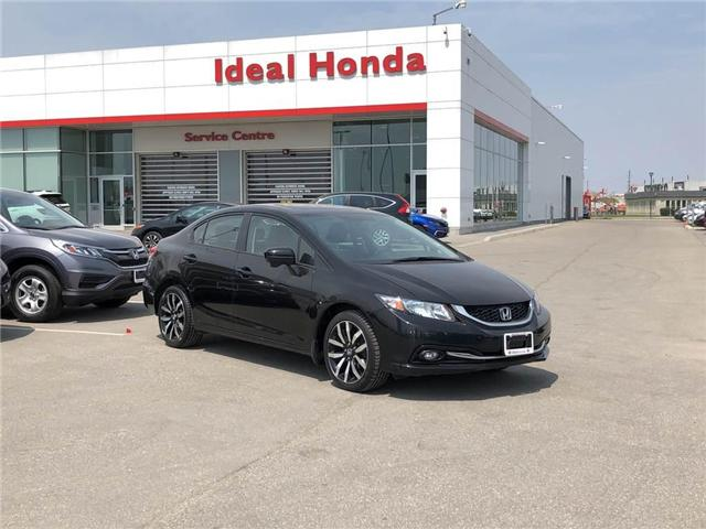 2015 Honda Civic Touring (Stk: I190215A) in Mississauga - Image 9 of 18