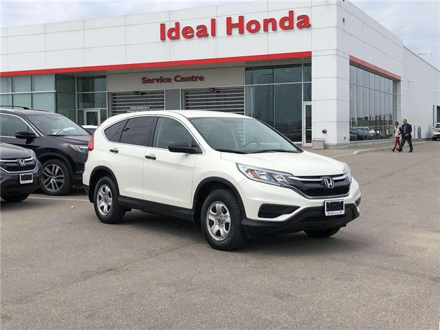 2016 Honda CR-V LX (Stk: I190962A) in Mississauga - Image 2 of 17