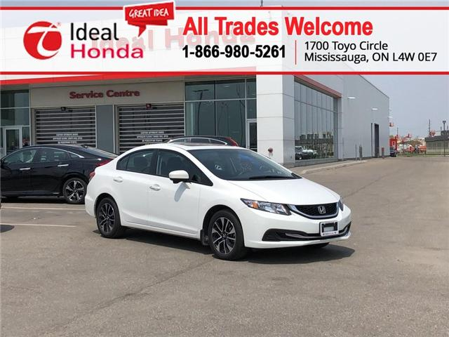 2015 Honda Civic EX (Stk: 66975) in Mississauga - Image 1 of 19