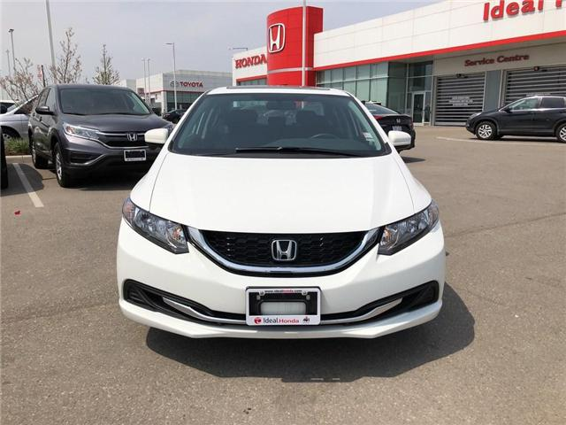 2015 Honda Civic EX (Stk: 66975) in Mississauga - Image 2 of 19