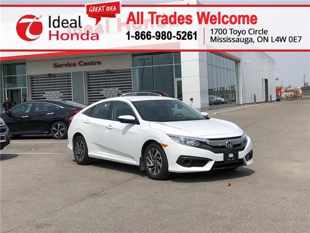 2018 Honda Civic SE (Stk: 66976) in Mississauga - Image 1 of 17