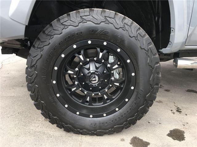 2019 Toyota Tacoma TRD SPORT UPGRADE D.CAB CA PKG LOTS OF UPGRADE NAV (Stk: 44208A) in Brampton - Image 2 of 28