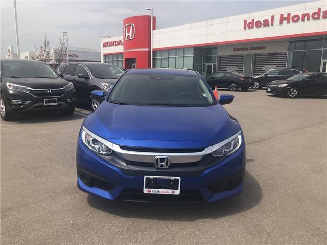 2017 Honda Civic EX (Stk: 66970) in Mississauga - Image 2 of 19
