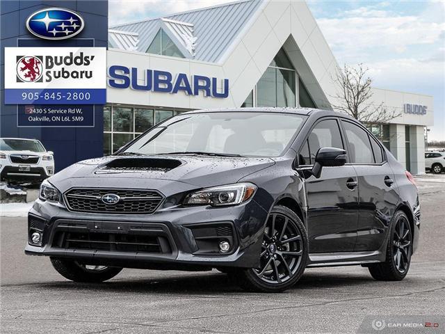 2018 Subaru WRX  (Stk: PS2096) in Oakville - Image 1 of 26