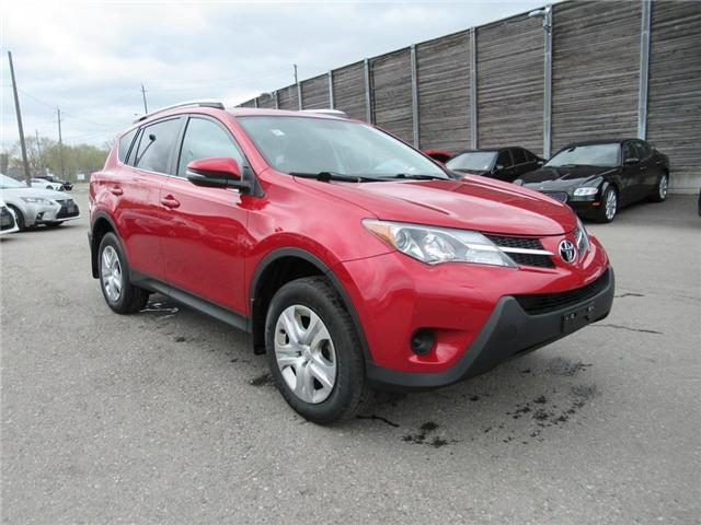 2015 Toyota RAV4 LE (Stk: 16167A) in Toronto - Image 1 of 12