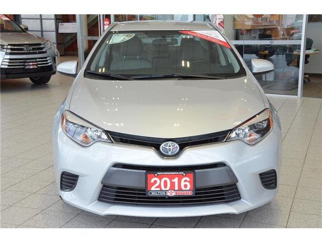 2016 Toyota Corolla  (Stk: 609055) in Milton - Image 2 of 38