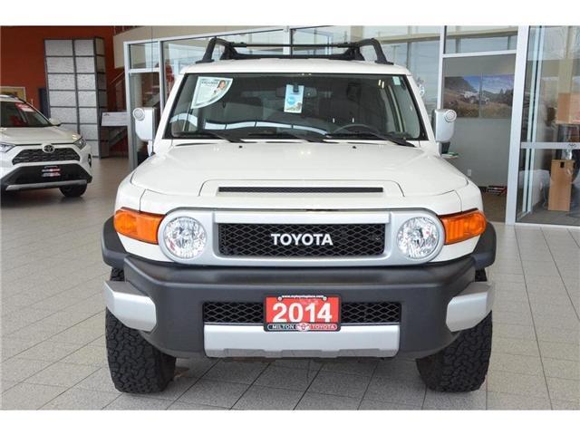 2014 Toyota FJ Cruiser Base (Stk: 176693) in Milton - Image 2 of 35