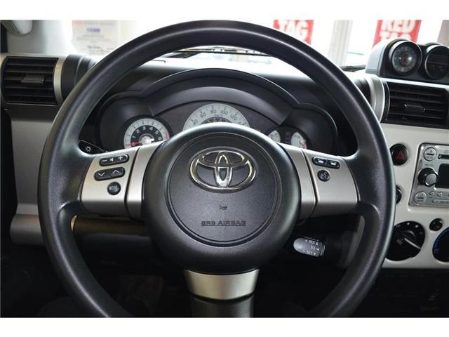 2014 Toyota FJ Cruiser Base (Stk: 176693) in Milton - Image 14 of 35