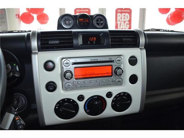 2014 Toyota FJ Cruiser Base (Stk: 176693) in Milton - Image 17 of 35