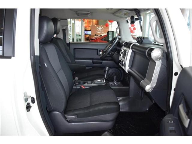 2014 Toyota FJ Cruiser Base (Stk: 176693) in Milton - Image 24 of 35
