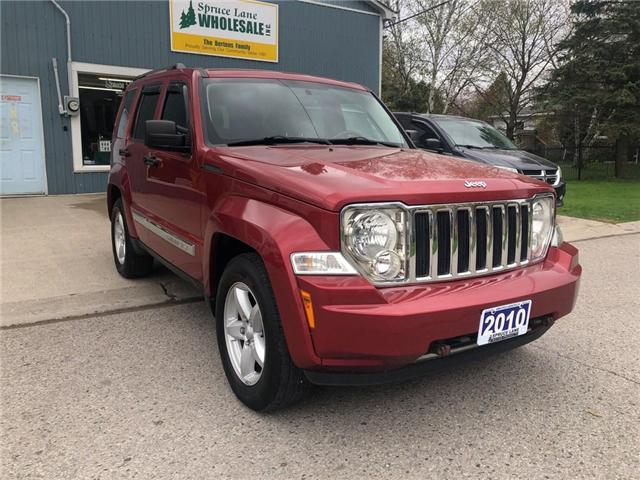 2010 Jeep Liberty Limited Edition (Stk: 75585) in Belmont - Image 4 of 18