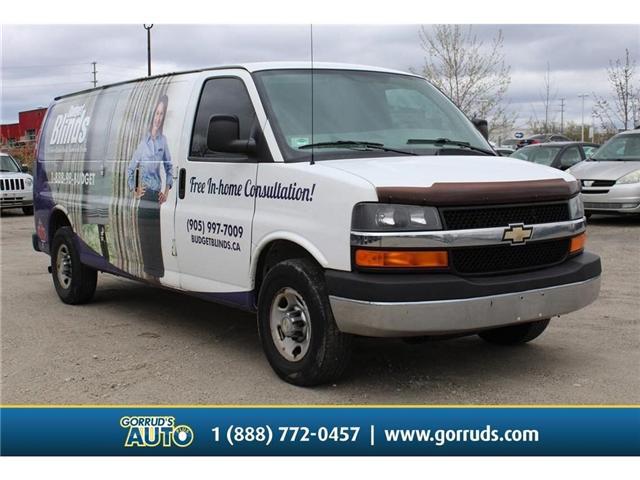 2011 Chevrolet Express 3500 Standard (Stk: 161923) in Milton - Image 1 of 14