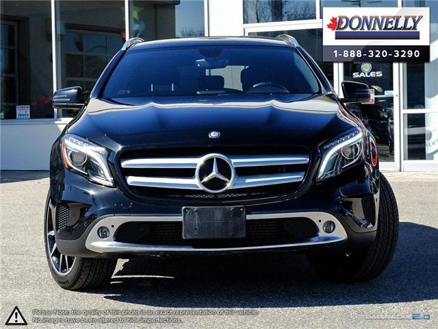 2015 Mercedes-Benz GLA-Class Base (Stk: PLDU6130) in Ottawa - Image 2 of 28