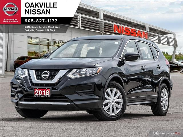 2018 Nissan Rogue S (Stk: N18164) in Oakville - Image 1 of 26