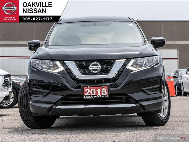 2018 Nissan Rogue S (Stk: N18164) in Oakville - Image 2 of 26