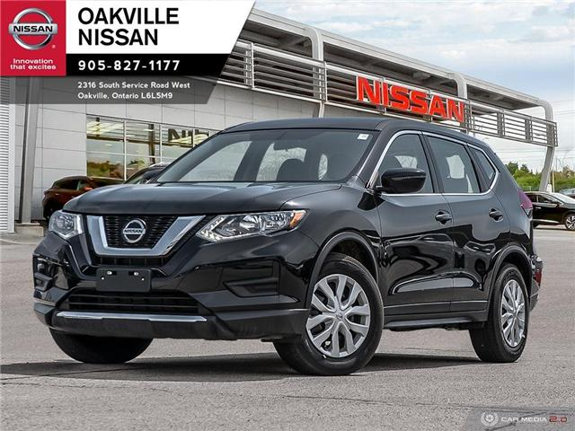 2018 Nissan Rogue S (Stk: N18181) in Oakville - Image 1 of 27
