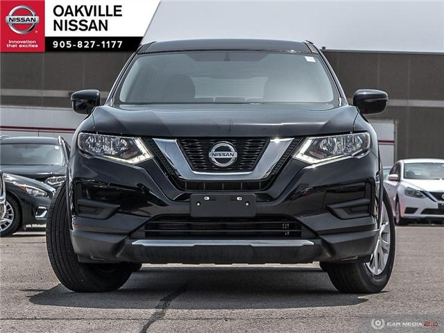 2018 Nissan Rogue S (Stk: N18181) in Oakville - Image 2 of 27