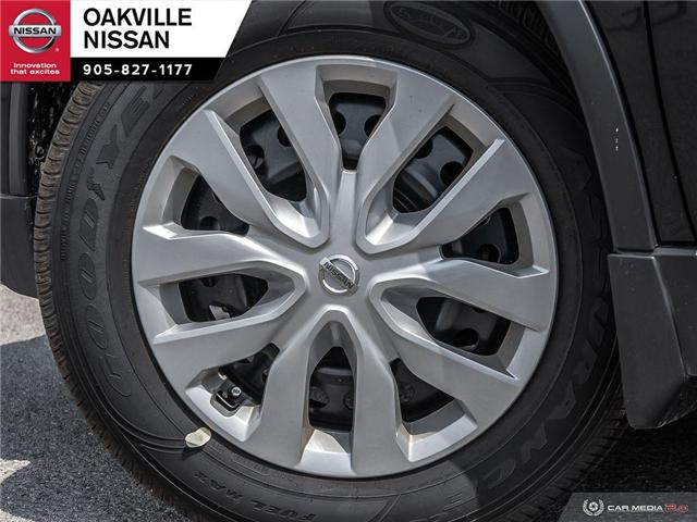 2018 Nissan Rogue S (Stk: N18181) in Oakville - Image 6 of 27